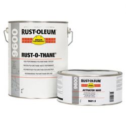 poliuretanowa nawierzchnia 9600 - kolory RAL