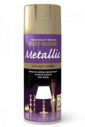 farba złota - spray 400ml
