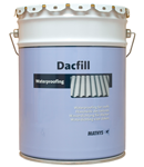 farba na dach papowy Dacfill - 25kg