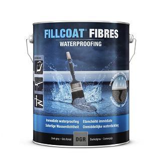 uszczelnienie dachu - Fillcoat Fibres 5l