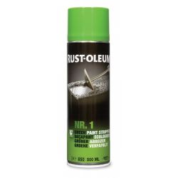 Preparat do usuwania farby i lakieru - Nr 1 Zielony RUST-OLEUM - spray 500ml