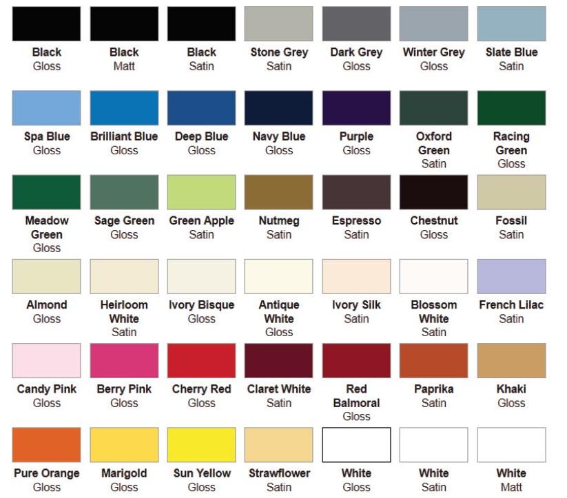 Farba Dekoracyjna Do Mebli I Przedmiotów Z Drewna Ceramiki
